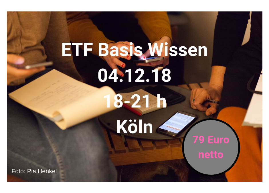 ETF Basis Wissen Workshop