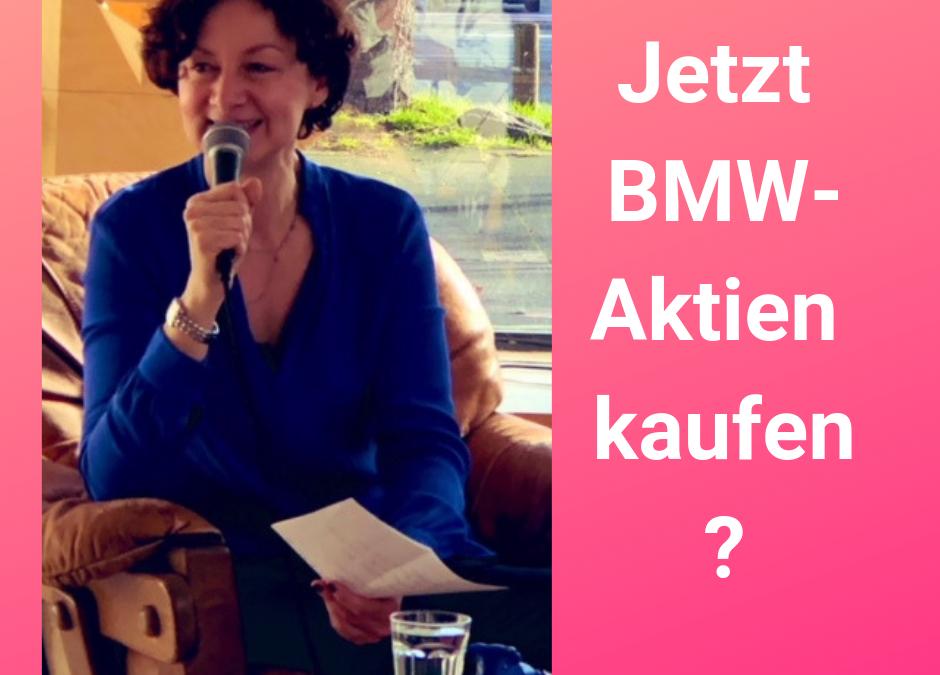 Jetzt BMW Aktien kaufen?