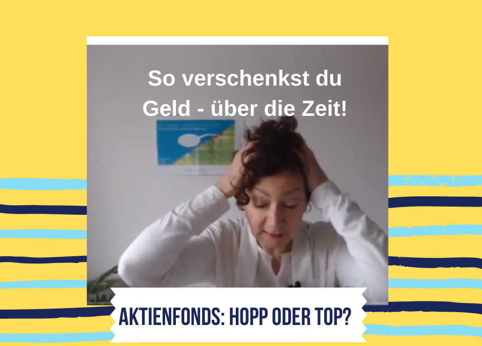 Aktienfonds: Hopp oder Top?