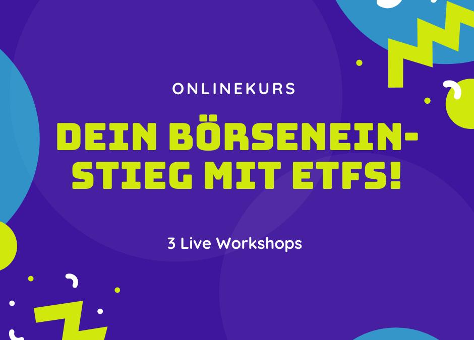 Mit ETF anfangen – Onlinekurs