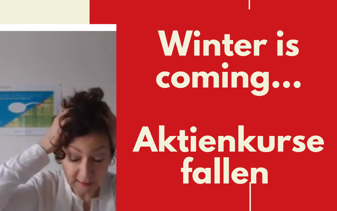 Winter is coming: Aktienkurse stürzen ab