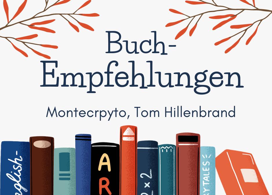 Montecrypto – Buchempfehlung